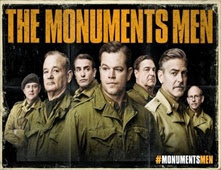 فيلم The Monuments Men بجودة BluRay