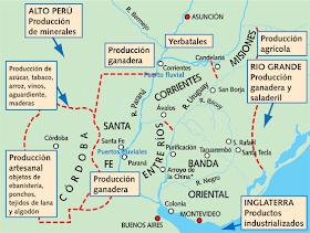 Emancipación del Pueblo Oriental La+liga+federal