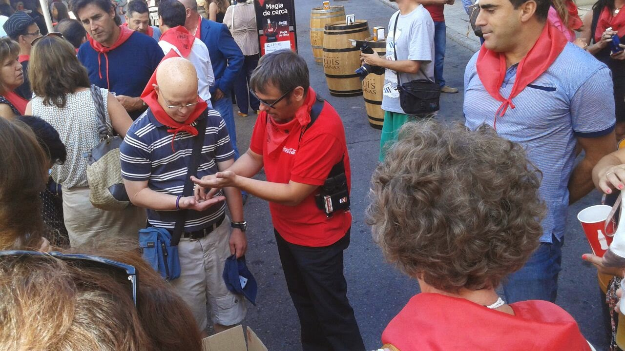 Magia en Salamanca Asprodes