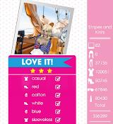 Teen Vogue Me Girl Level 59 - Nautical Cover Shoot - Piper - Love It! Three Stars