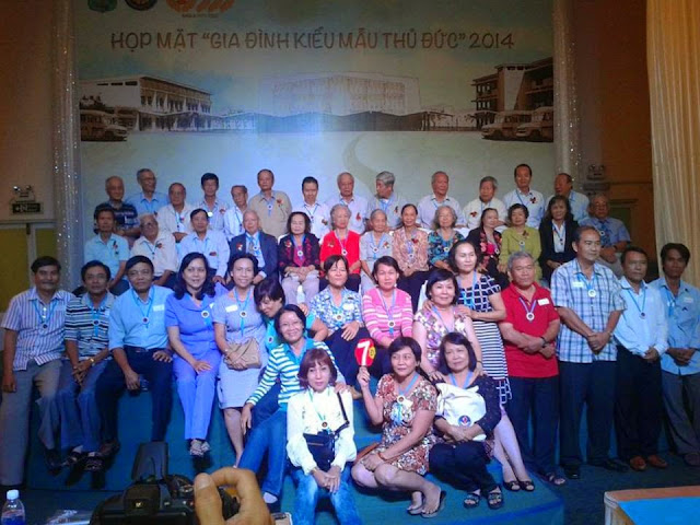 Họp mặt truyền thống KM tại Việt Nam 2014