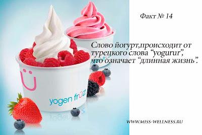 интересные факты о йогурте 14