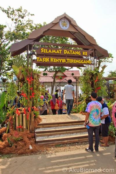 Tasik Kenyir Terengganu Darul Iman