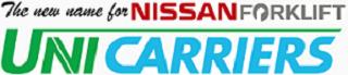 Xe nâng Unicarriers Nhật Bản
