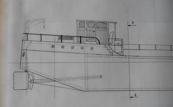 La péniche Freycinet du MRB n° 574 DSCN0450