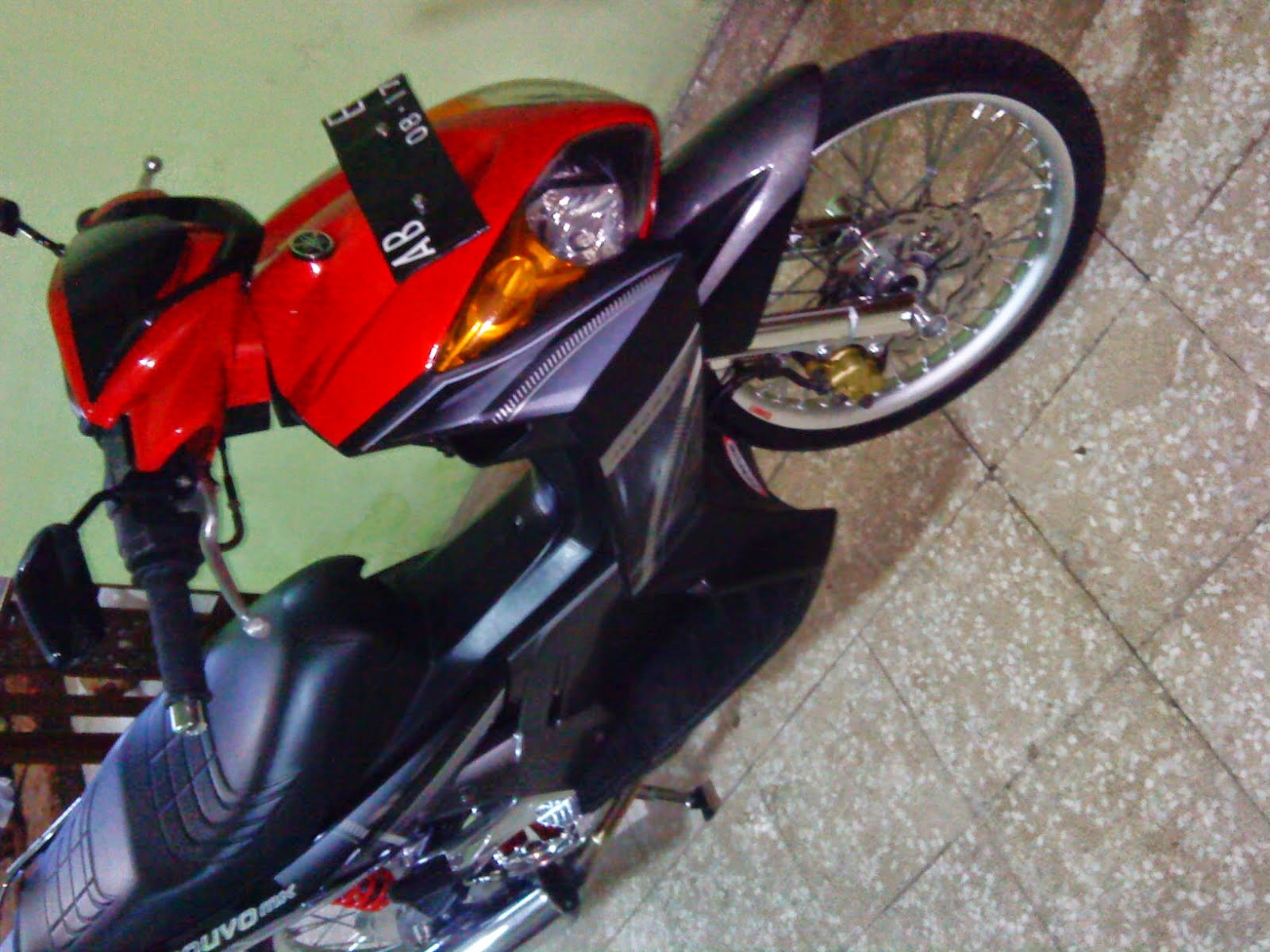 modifikasi striping soul gt