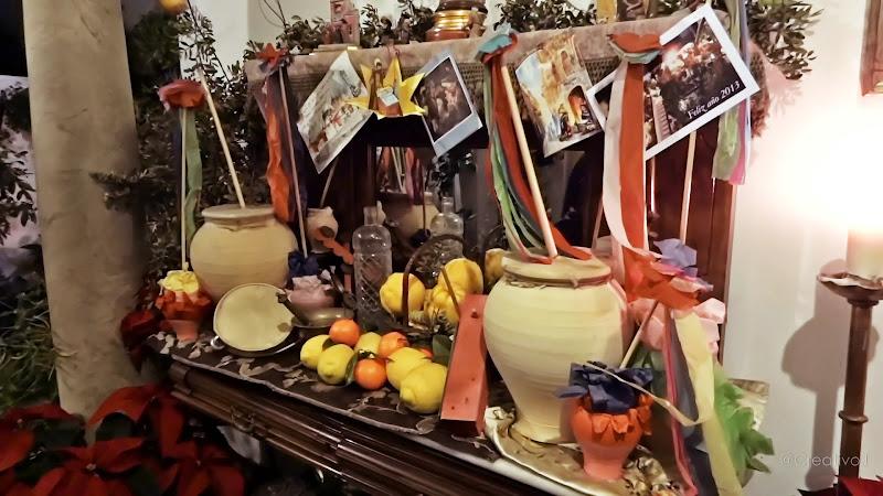 zambomba, patio, navidad, estrella de navidad, adornos navideños, decoración navideña, turismo, córdoba, patrimonio inmaterial de la humanidad