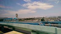 桃園機場第一航站出境大廳