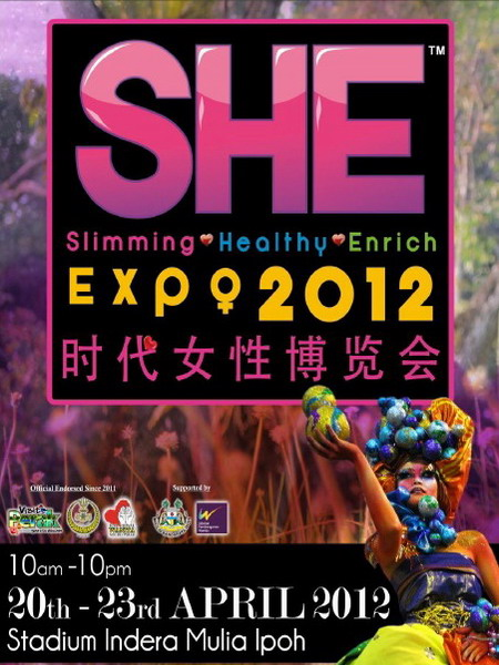 Upcoming: S.H.E. Expo 2012