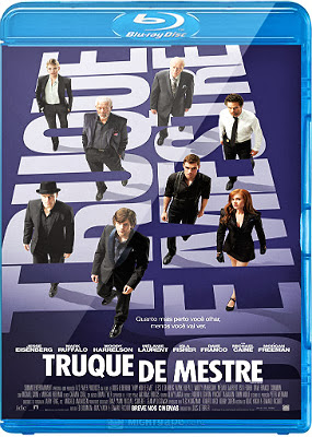 Filme Poster Truque de Mestre BDRip XviD Dual Audio & RMVB Dublado