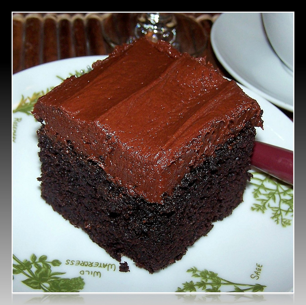 Olla-Podrida: Chocolate Stout Cake