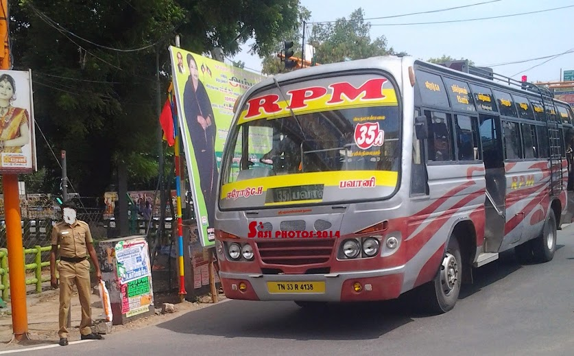 Tamil Nadu Buses - Photos & Discussion - Page 2010