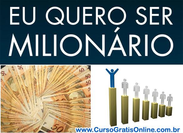 Investir para ficar milionário