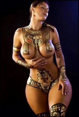 Outrageous Body Painting on Pinterest  116 Pins