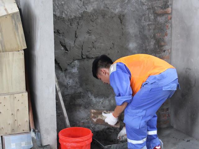Đơn hàng xây trát cần 9 nam làm việc tại Hiroshima Nhật Bản tháng 11/2017
