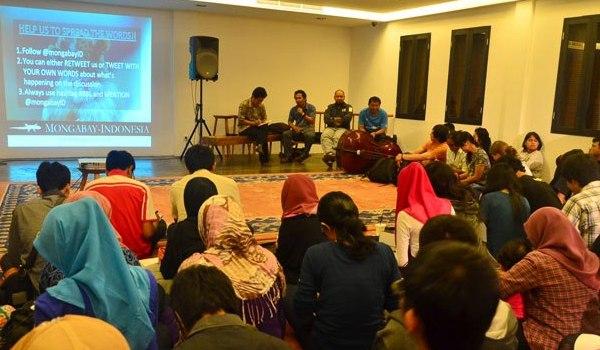 Blogger Bicara Lingkungan Bareng Mongabay Indonesia