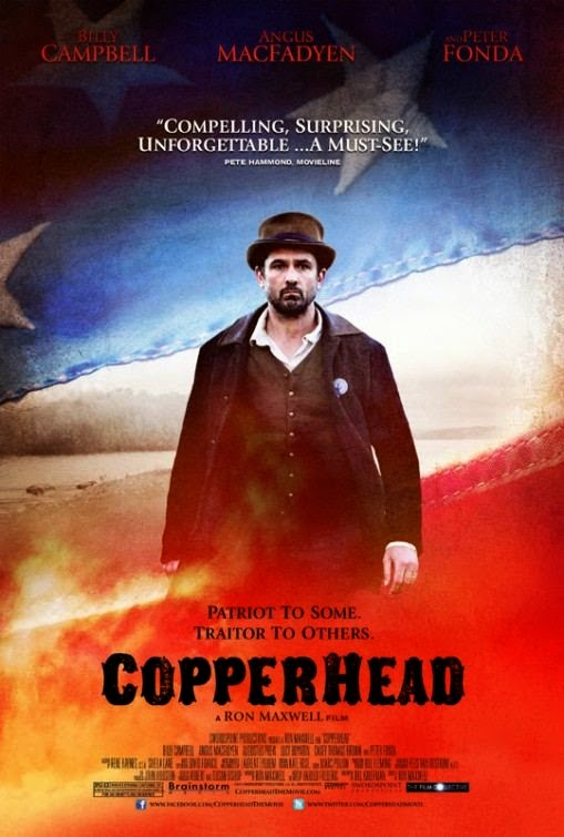 Poster Of English Movie Copperhead (2013) Free Download Full New Hollywood Movie Watch Online At Alldownloads4u.Com