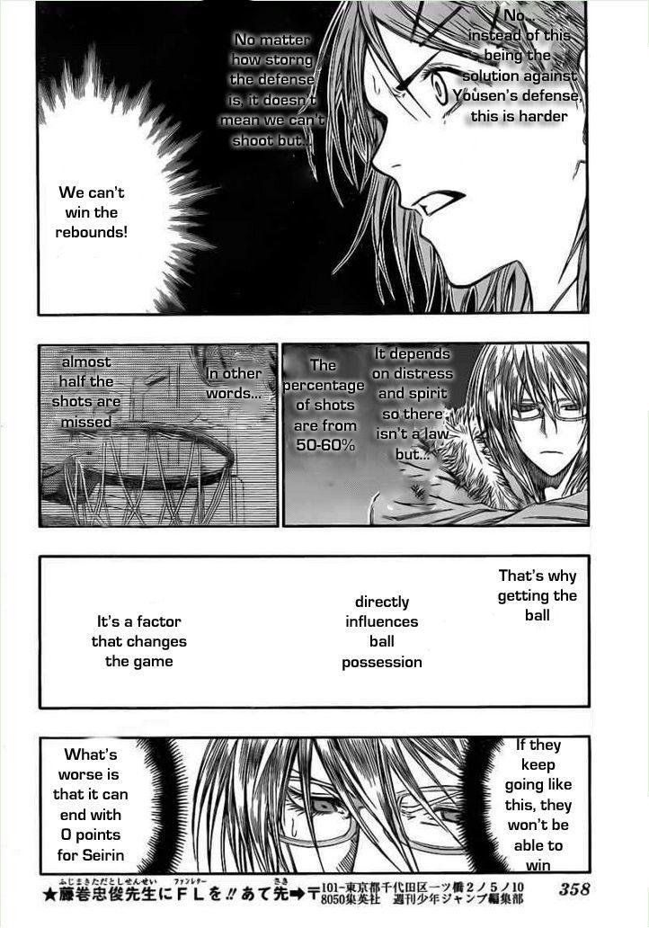 Kuroko no Basket Manga Chapter 147 - Image 10