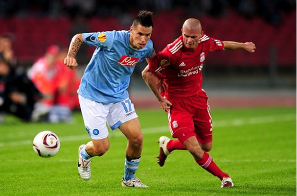 Manchester City Build Chase for Napoli Star Hamsik