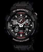 Casio G Shock : GA-100MC