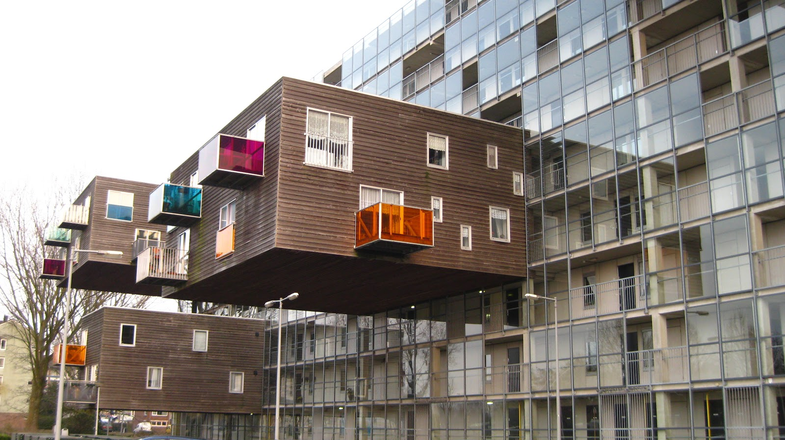 Concretely Speaking: Wozoco Apartments (Amsterdam, the ...