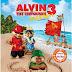 Alvin And The Chipmunks 3 แอลวิน กับสหายชิพมังค์จอมซน 3
