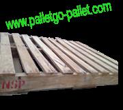 pallet gỗ vườn tạp