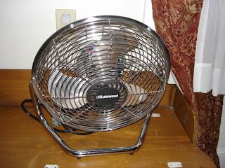 a fan, which I hate