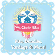 $15 Fat Quarter Shop Gift Certificate
