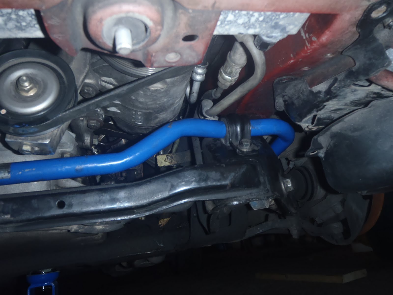 Sway bars under steer and over steer explained and tested