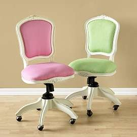 desk chairs from pottery barn teen great for your home office