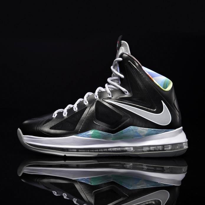 Nike LeBron 10 Prism