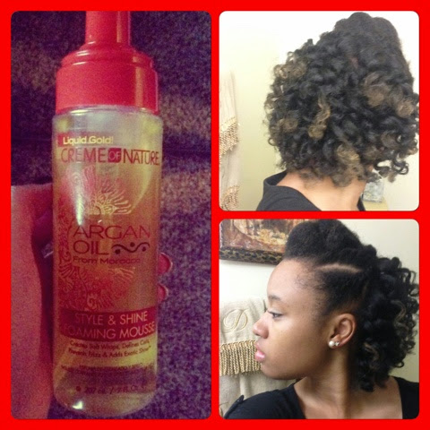 Desire My Natural Product Review Creme Of Nature With