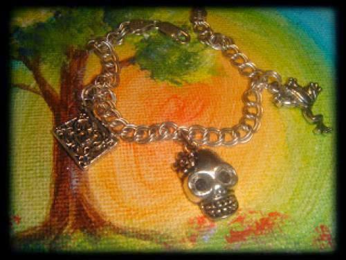 A Charm Bracelet From Almamia Cienfuegos To You