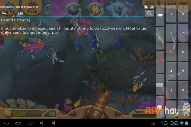 2Hướng dẫn hack tất cả game Android bằng GameKiller