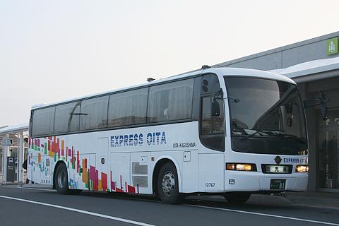 大分バス「トロピカル号」 12767