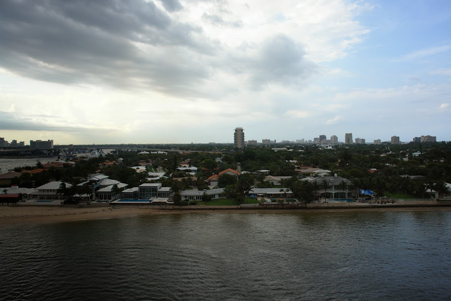 Allure of the Seas: круиз по Восточным Карибам, 12-19 мая 2013