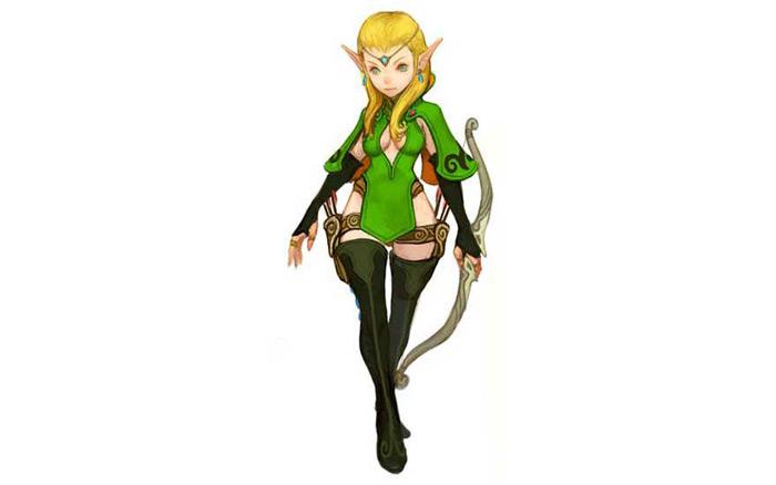 Tạo hình nhân vật trong Dragon Nest - Ảnh 18