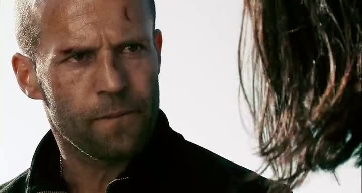 Screen Shot Of Hollywood Movie Crank: High Voltage (2009) In Hindi English Full Movie Free Download And Watch Online at alldownloads4u.com