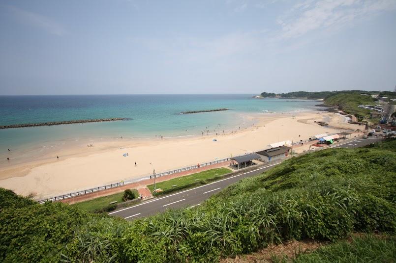 「夏夢祭」清石浜海水浴場(くよしはま)