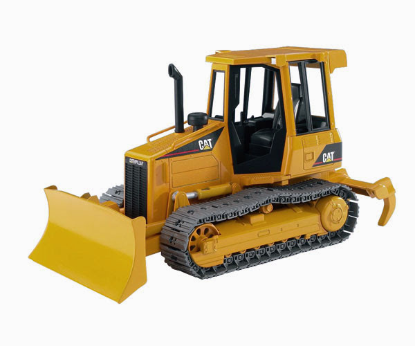 Caterpillar D5 Bruder RC 01.-+Cat+D5