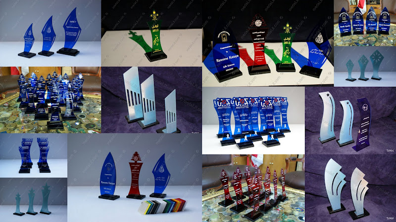 Economy Acrylic Trophy