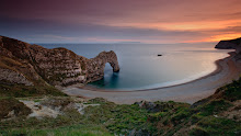 sunset beach sea rock seascapes 1920x1080 wallpaper