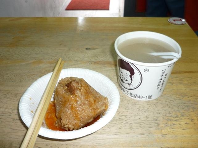 花蓮美食推薦【涂媽媽肉粽】瑞穗車站附近