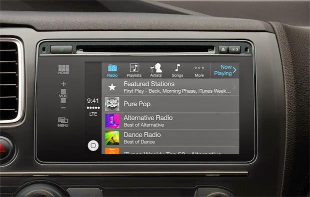 Sistemas Pioneer suporte CarPlay