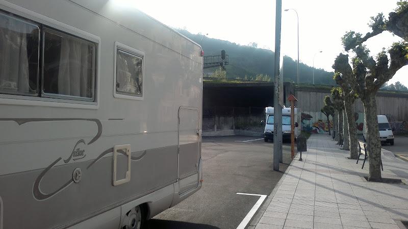 área autocaravanas