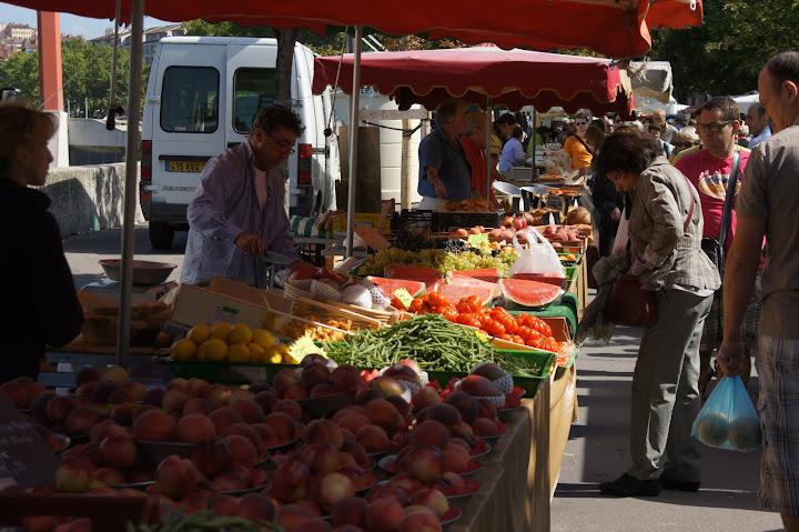 Рынки Лиона