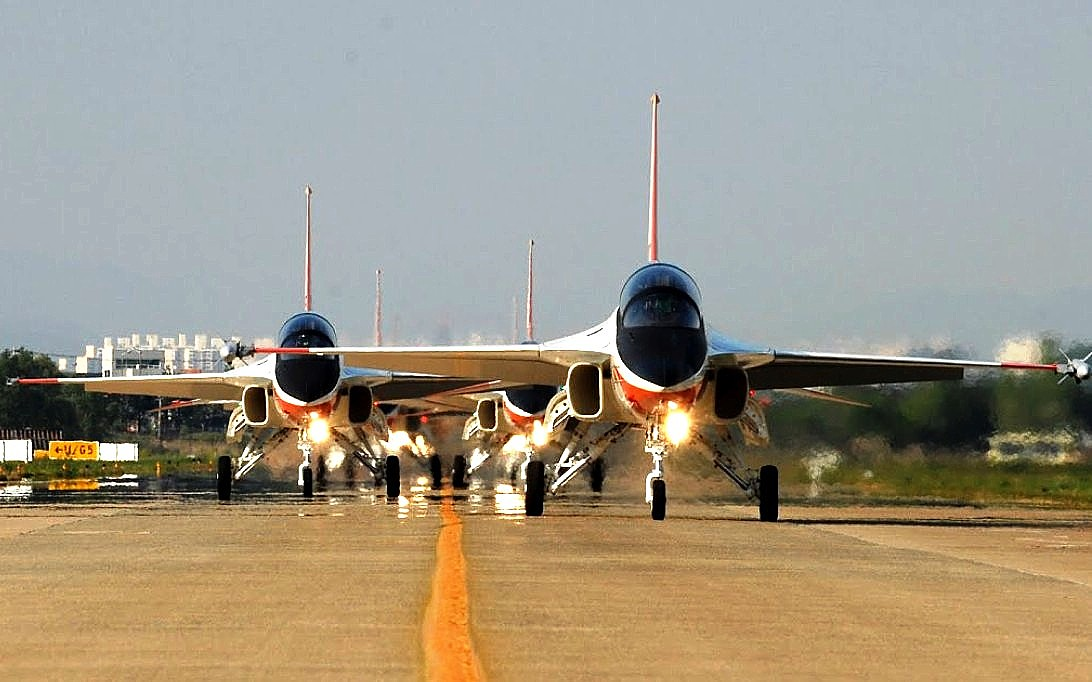 GAMBAR PESAWAT TERBANG: Jet tempur KAI T-50 Golden Eagle (Wallpaper 4)