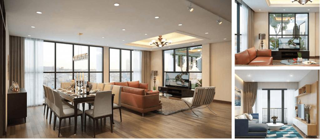 Thiết kế căn hộ Eco Dream City