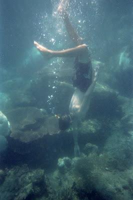 Un peu de snorkelling